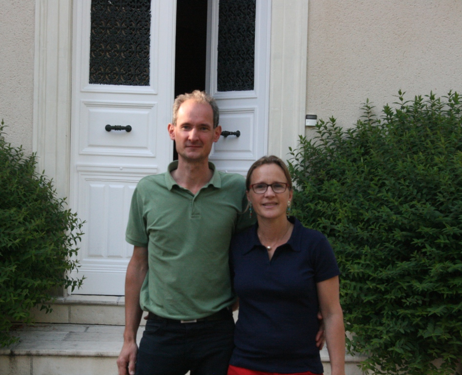 The owners , Armand et Anne