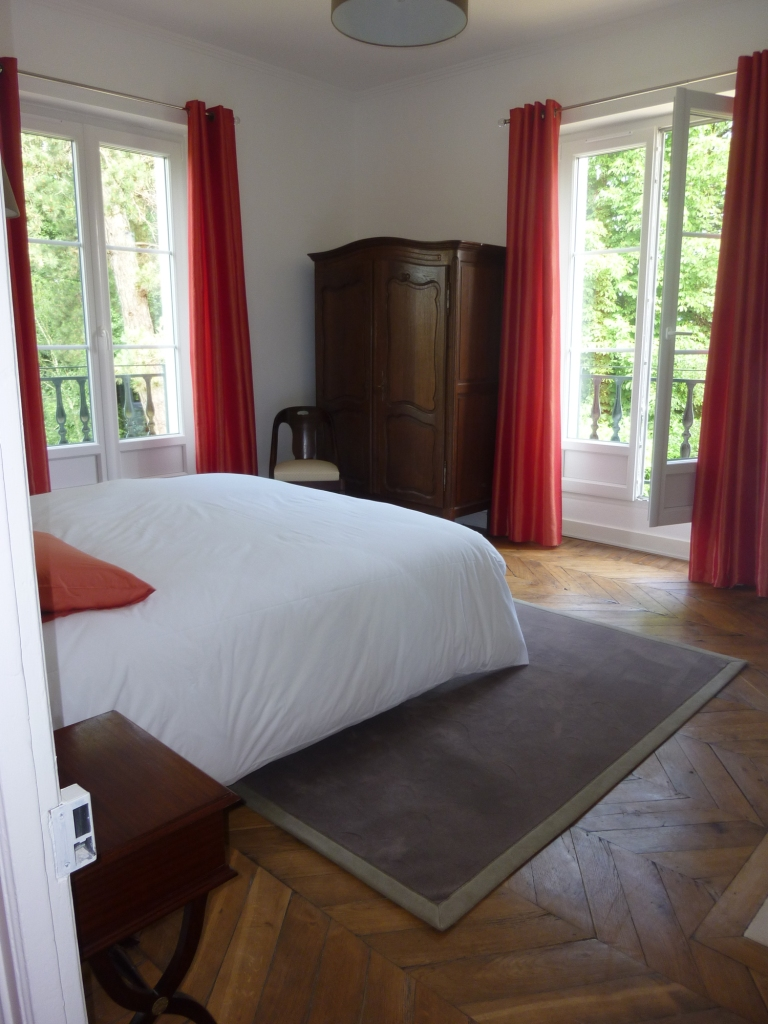 Bed and Breakfast in Touraine - Cedar en House - Romaans ruimte -P1030152-300k