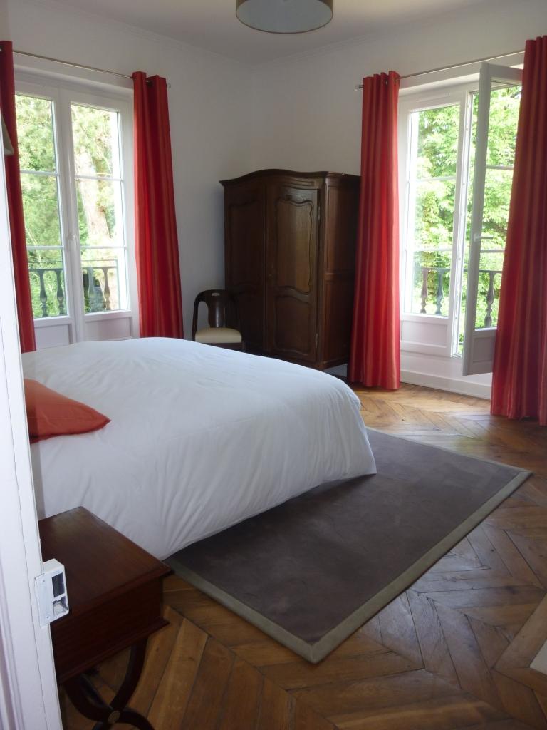 Chambres d'hôtes en Touraine - Cedar and Charm - Romance room -P1030152-300k