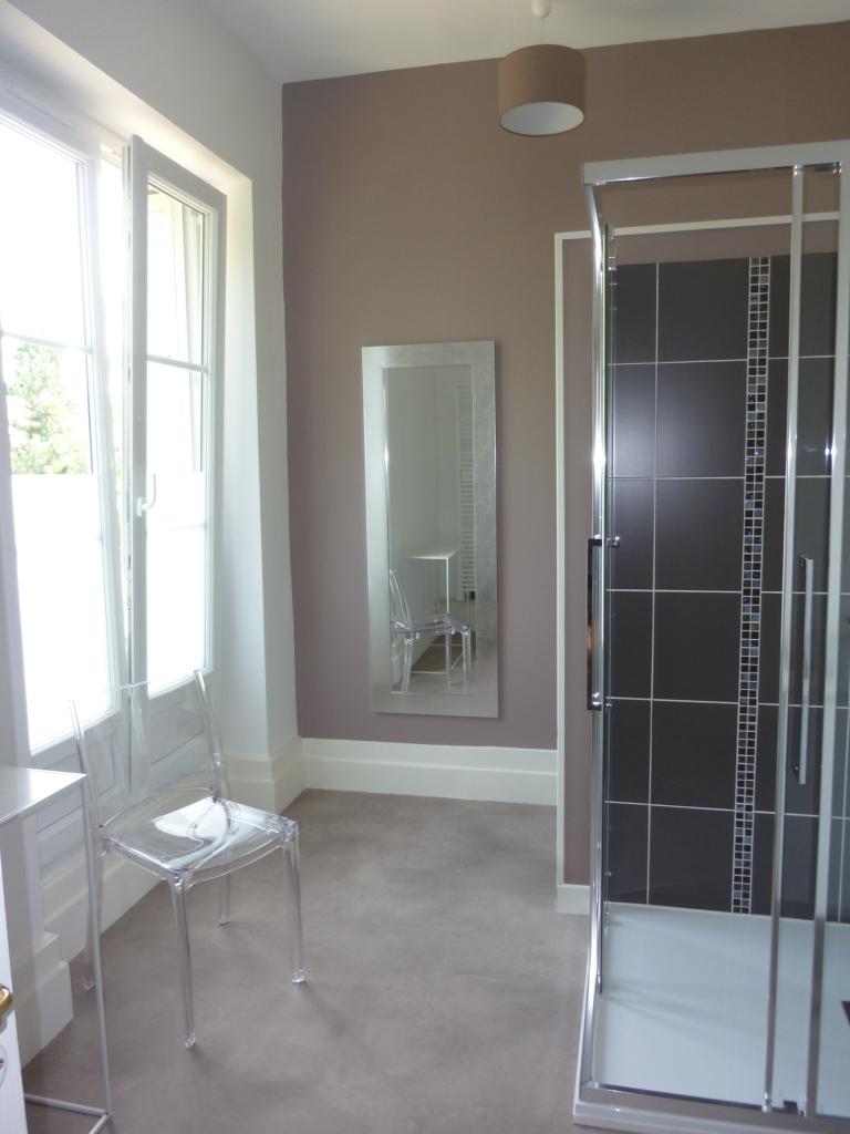 Chambres d'hôtes en Touraine - Cedar and Charm - bathroom Romance -250k
