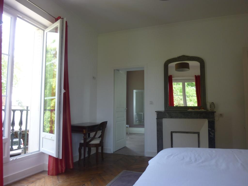 Chambres d'hôtes en Touraine - Cedar und Charme - Romantik Zimmer -P1030152-300k