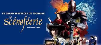 scénoféerie Touraine Semblançay