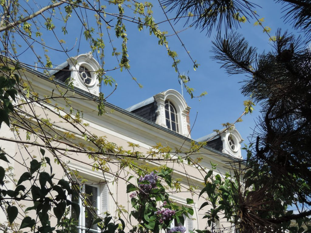 Bed and Breakfast in Touraine - Cedar en House - En dakkapellen