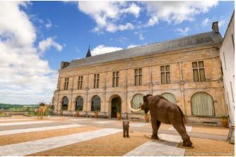 Grand Pressigny prehistoric museum